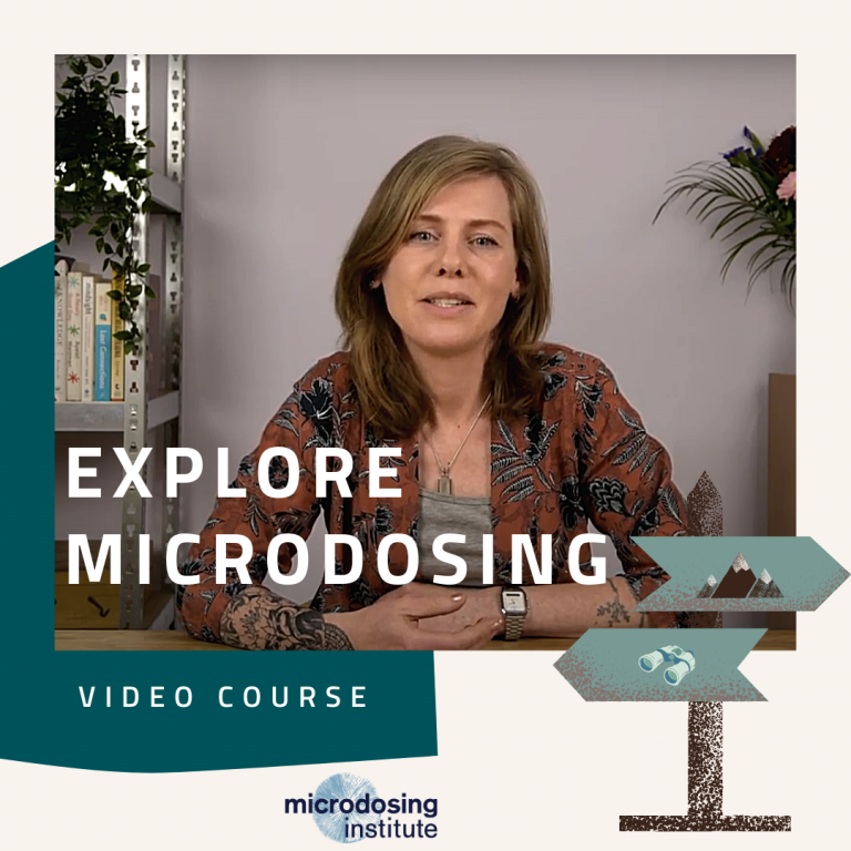 Explore Microdosing Online Course