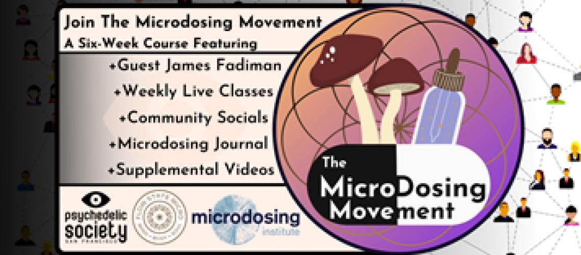 Microdosing movement course