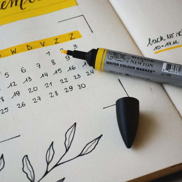 microdosing event calendar